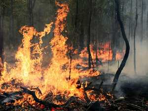 Firefighters battle blaze on Capricorn Coast
