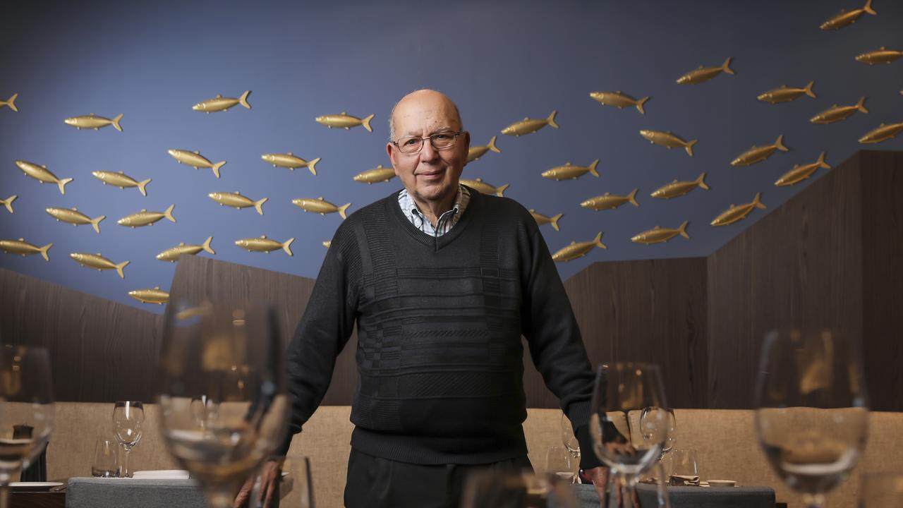 Queensland hospitality trail-blazer Michael Gambaro, co-founder of Gambaro's seafood restaurant, has passed away surrounded by his family.