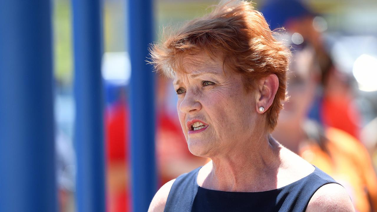 Pauline Hanson's loss was Annastacia Palaszczuk's gain. Picture: Matt Taylor