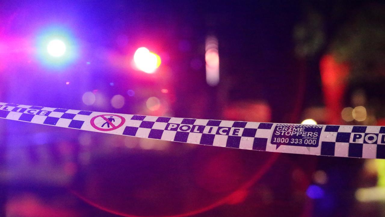 Generic crime scene images