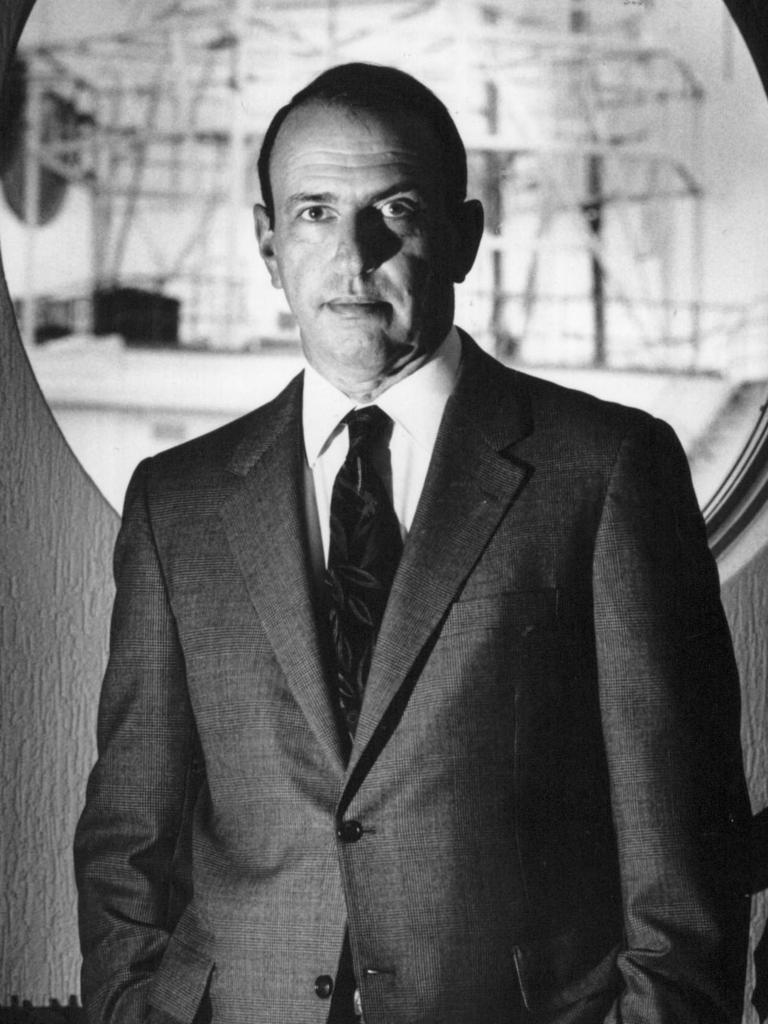 Gerald Stone, who started as television producer.