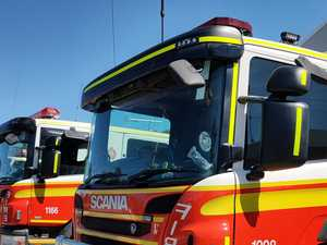 Crews strengthen Bucca bushfire containment lines