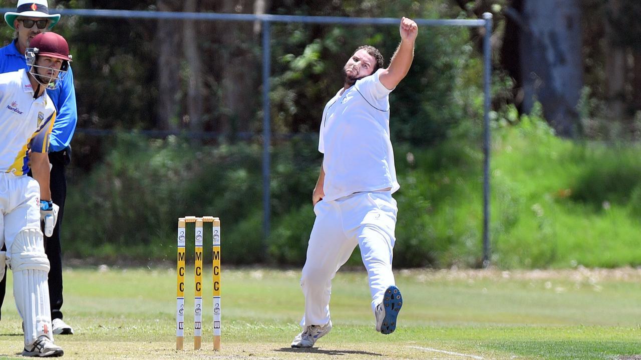Maroochydore's Callum Stitt. Picture: John McCutcheon / Sunshine Coast Daily