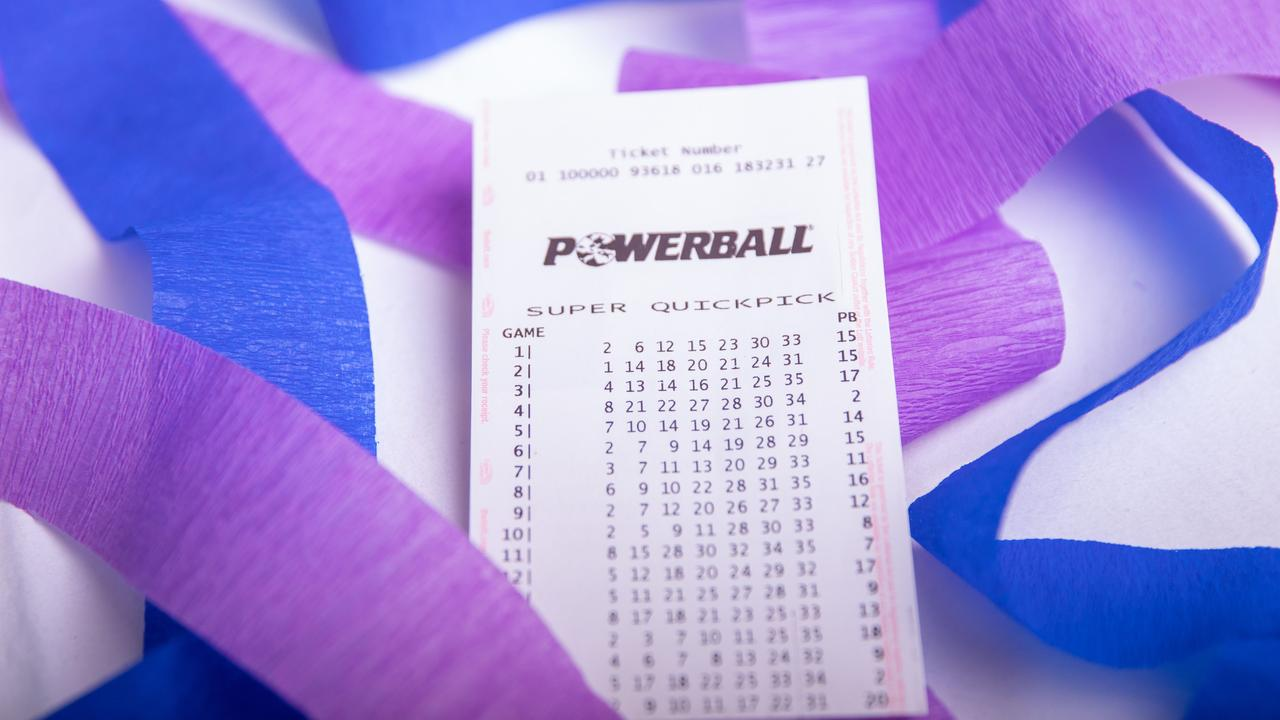 The $50 million Ipswich Powerball winner was a local grandmother.