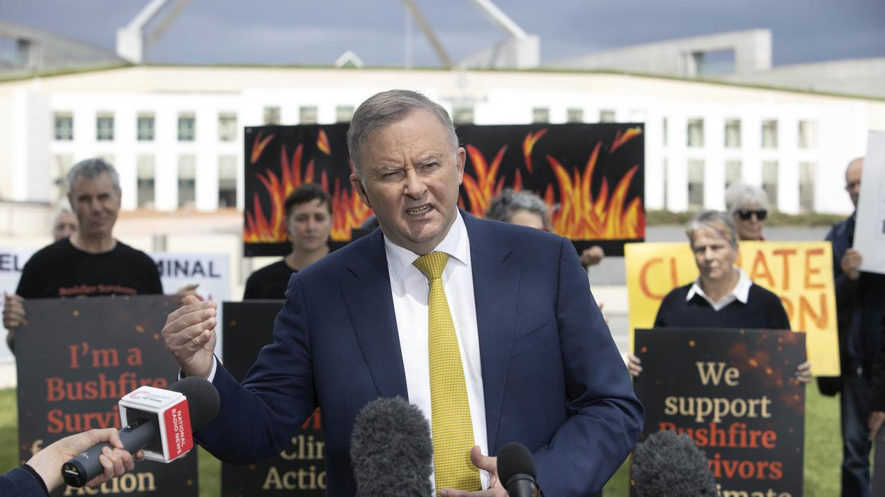 Anthony Albanese has said Australia needs a plan to handle Chinese trade threats. Picture: NCA NewsWire / Gary Ramage