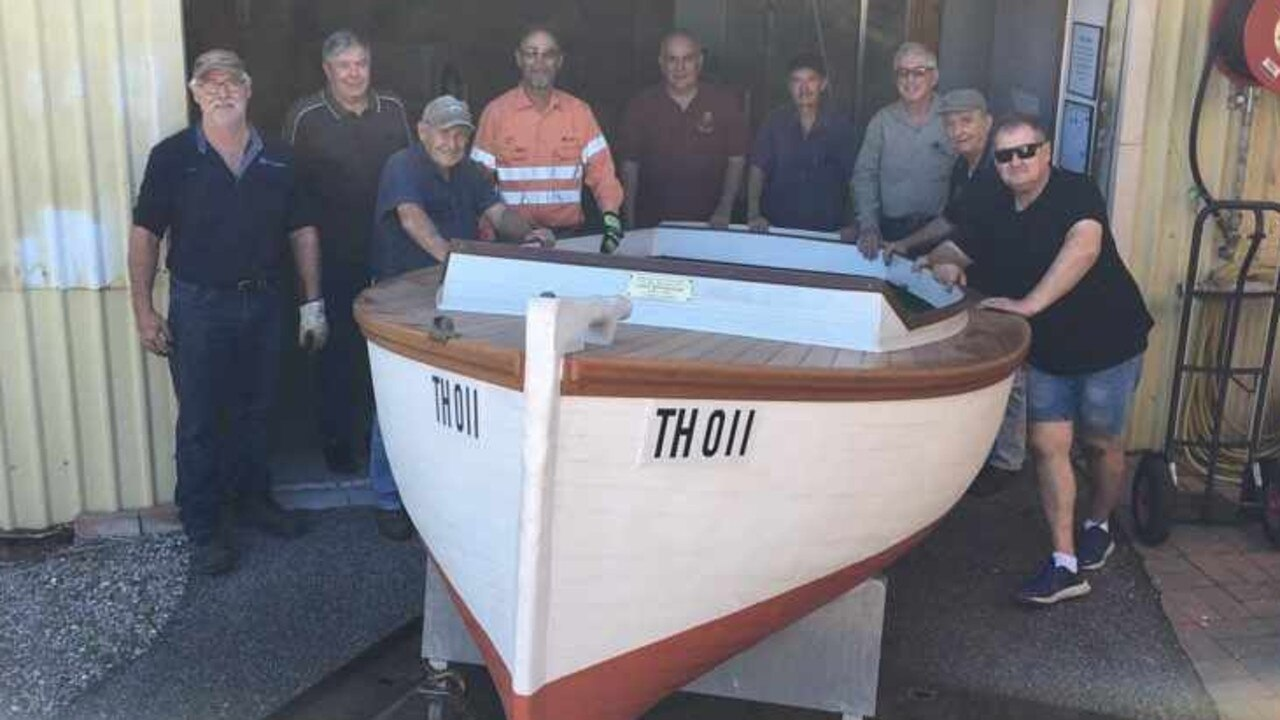 Members and volunteers helped the Gladstone Maritime Museum move from its previous premises, in preparation to open a new modern facility at East Shores.