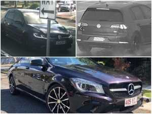 Mercs, meth and Audis: Inside alleged thief's luxury garage