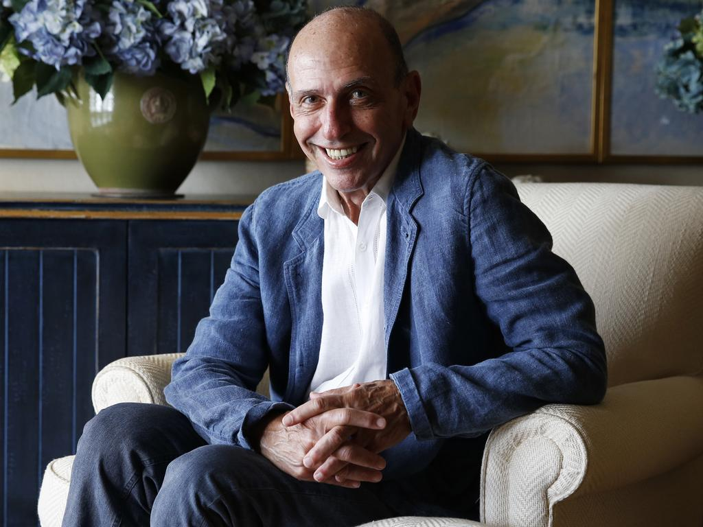 Gerald Stone was awarded an OAM for his services to jounralism and television.