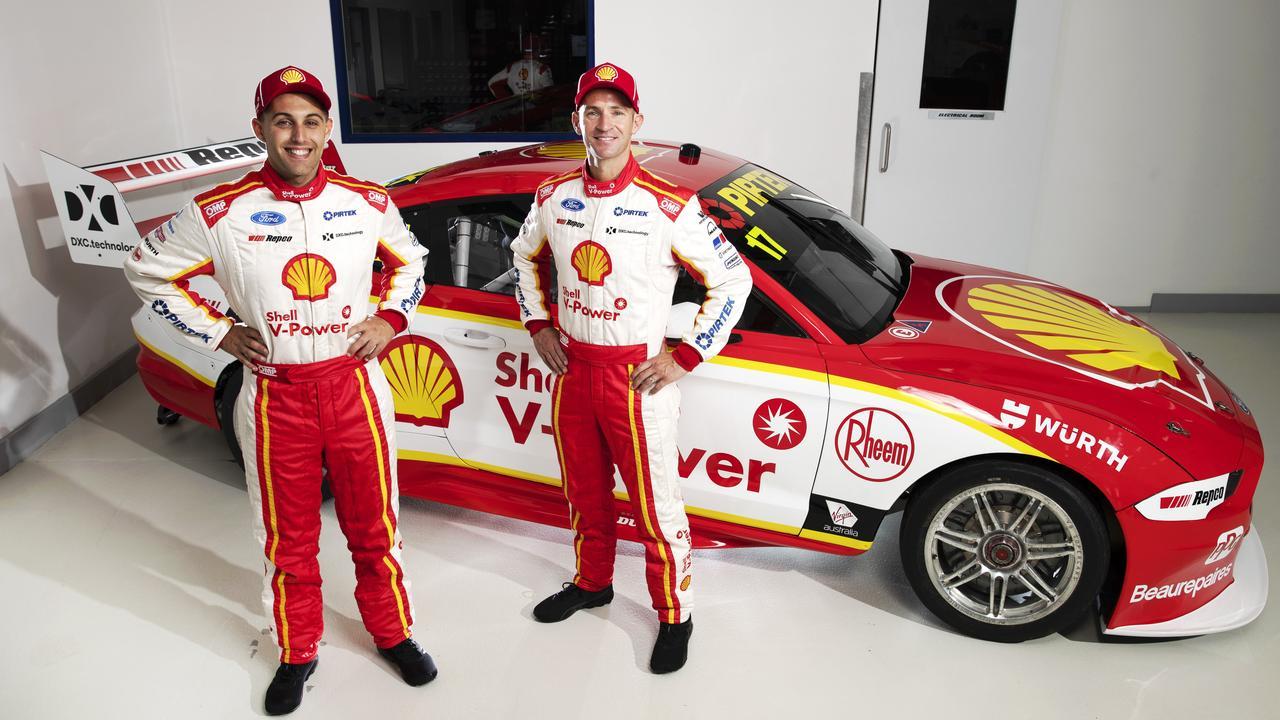 Anton de Pasquale and Will Davison given keys to Australia's fastest Ford