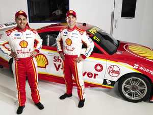 Two new stars join V8 super team