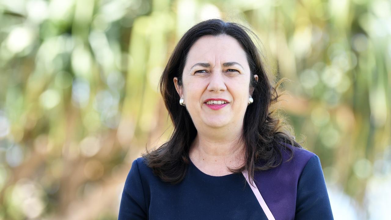 Queensland Premier Annastacia Palaszczuk. Picture: Patrick Woods