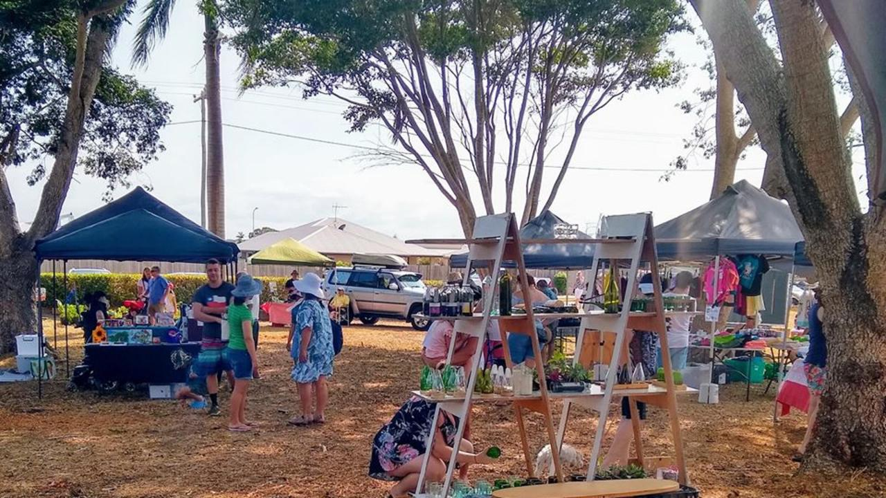 Paradise Markets are back on at Bargara this weekend.