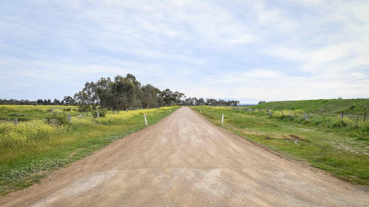 Several gravel roads will be restored after funding was secured. Picture: Jake Nowakowski