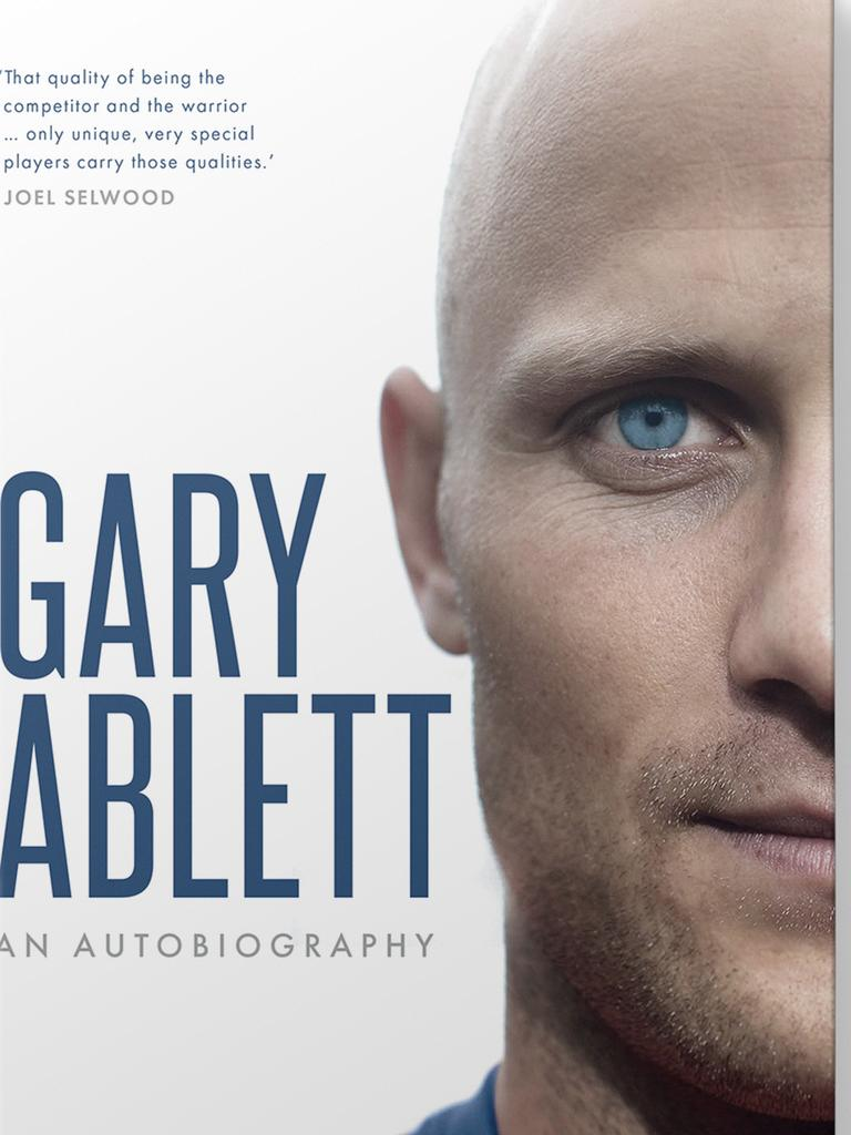 Gary Ablett's new book.