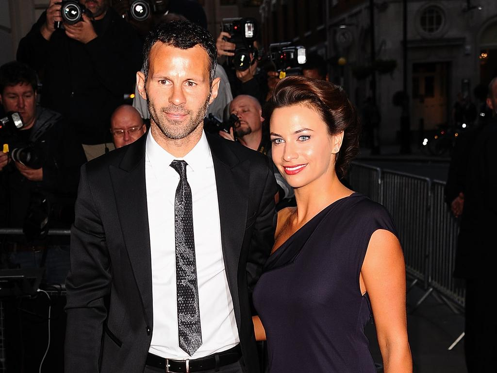 Ryan and Stacey in 2010.