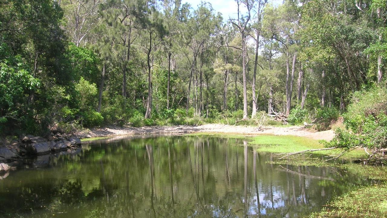 A man was rescued by emergency services at Bulburin National Park.