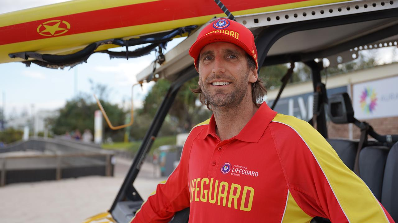 Sunshine Coast lifeguard Corey Jones has won Surf Life Saving Australia's prestigious Lifeguard of the Year award.