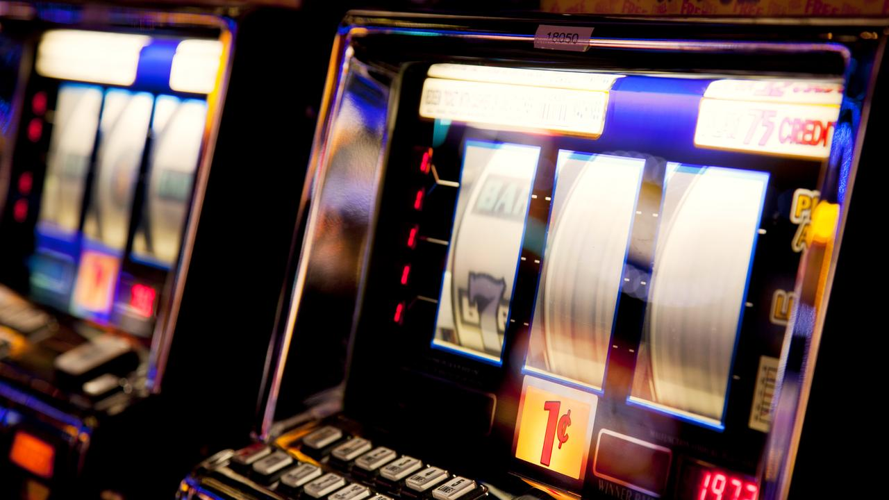 A gambler has landed before a court after he purchased a bootleg slot machine to use at his home.