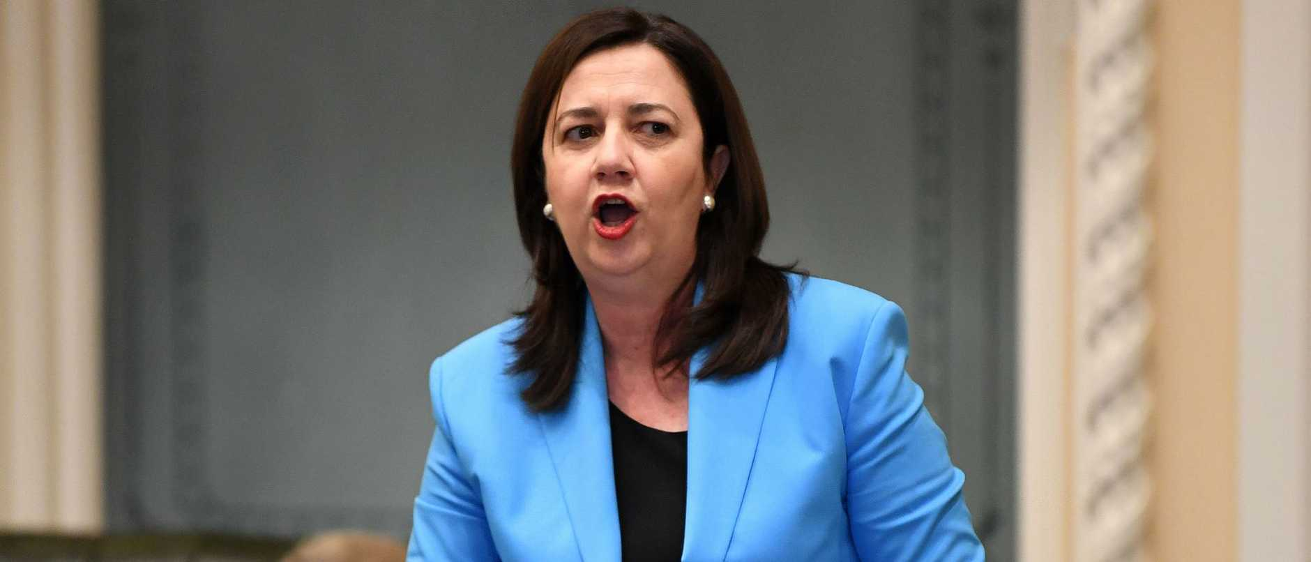 Palaszczuk Government must work to restore spirit of democracy, despite COVID pandemic