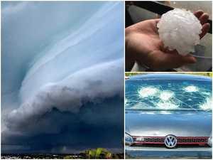 Stormageddon rises: Hail, destructive storms 'way of future'