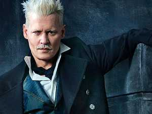 Depp quits Fantastic Beast films over wife beater claims