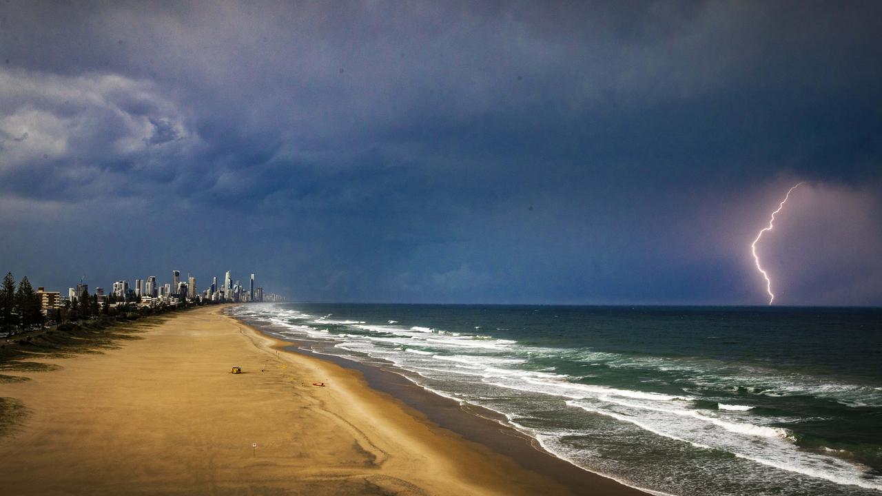 Queenslanders can expect a stormy week ahead. Picture: Nigel Hallett