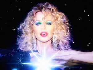 Kylie's special album deal for Aussie fans