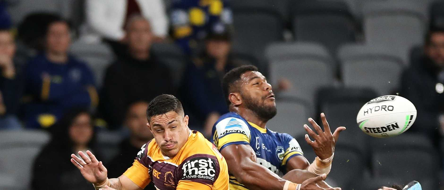 The Brisbane Broncos have money to spend and holes to fill while Parramatta have found some much needed talent in the bargain bin.