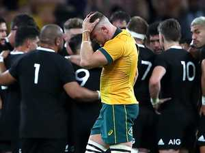 Red card shockers spoil Wallabies win