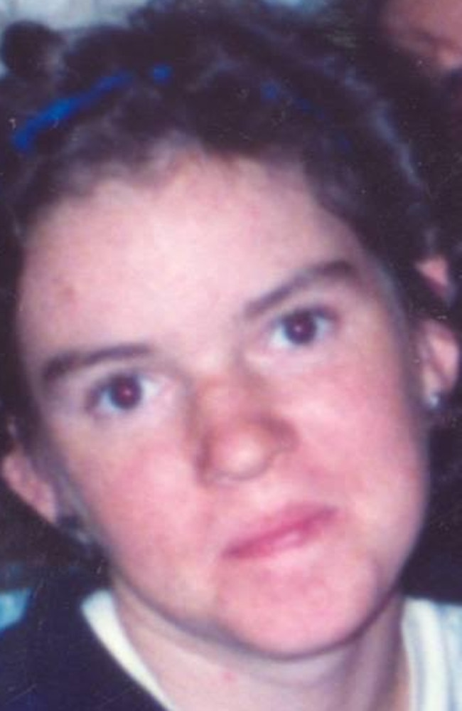 Missing girl Melony Sutton.
