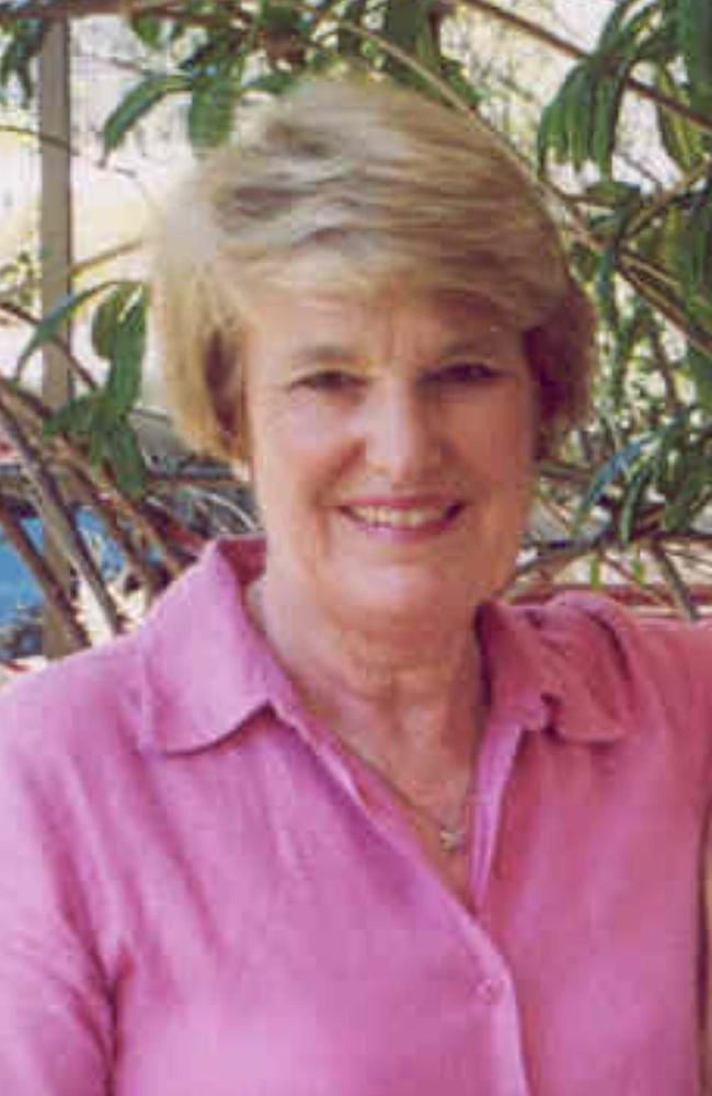 Penelope Smith, 57, was last seen on Milton Rd Toowong on November 7, 2005.