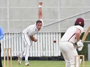 Hornets bowlers get in the swing, set up vital victory bid