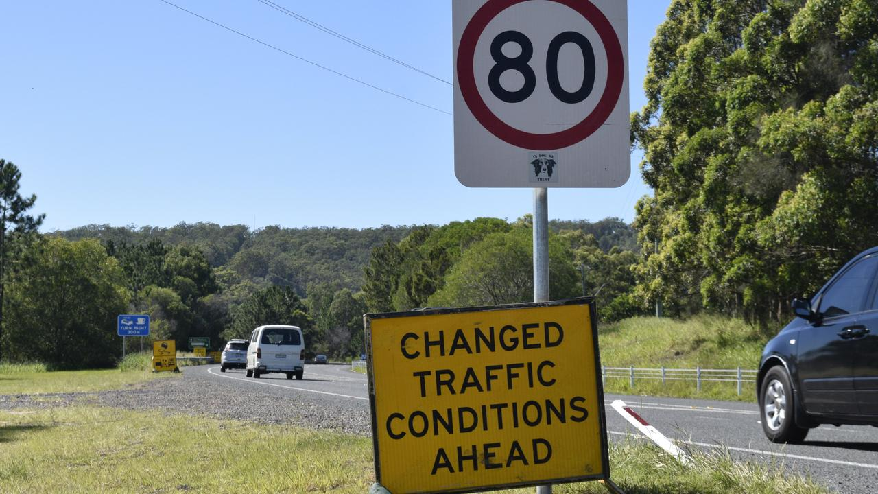 ROADWORKS: Changed traffic conditions will be in place this week.