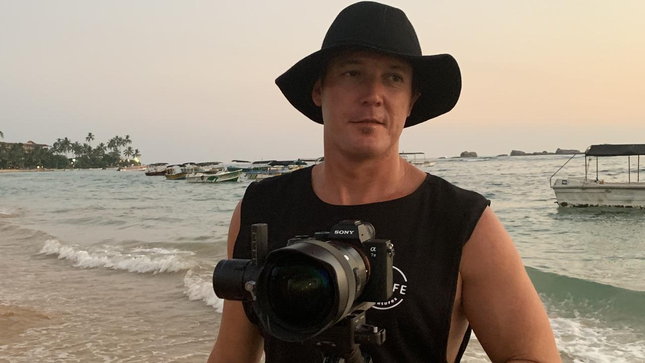 Agnes Water filmmaker Stuart McKay was recognised by international broadcaster the BBC for his Starlapse photography taken in his home town. Picture: StixPix Productions