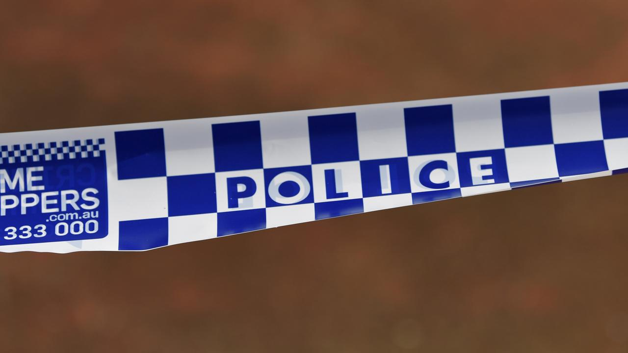 Police and paramedics were called to a report of a wounding incident at a Caloundra home on Saturday night.