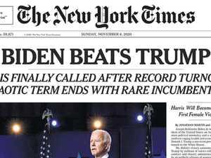 'Bells ringing in Paris': World reacts to Joe Biden win