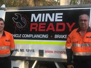 Meet the father and son team behind new mine business