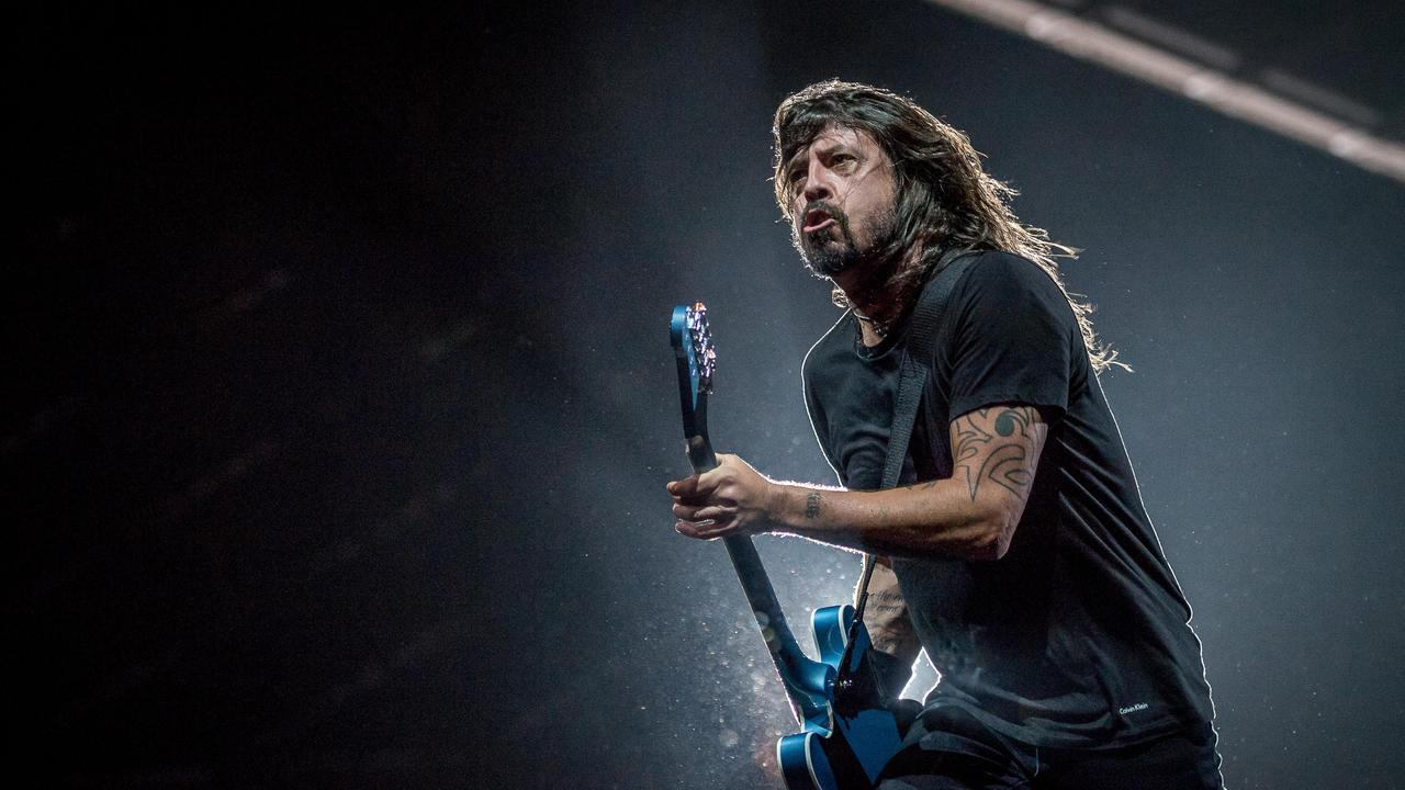 Will Foo Fighters be able to tour here next year? Picture: Jake Nowakowski