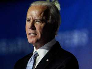Biden promises 'to unify' America