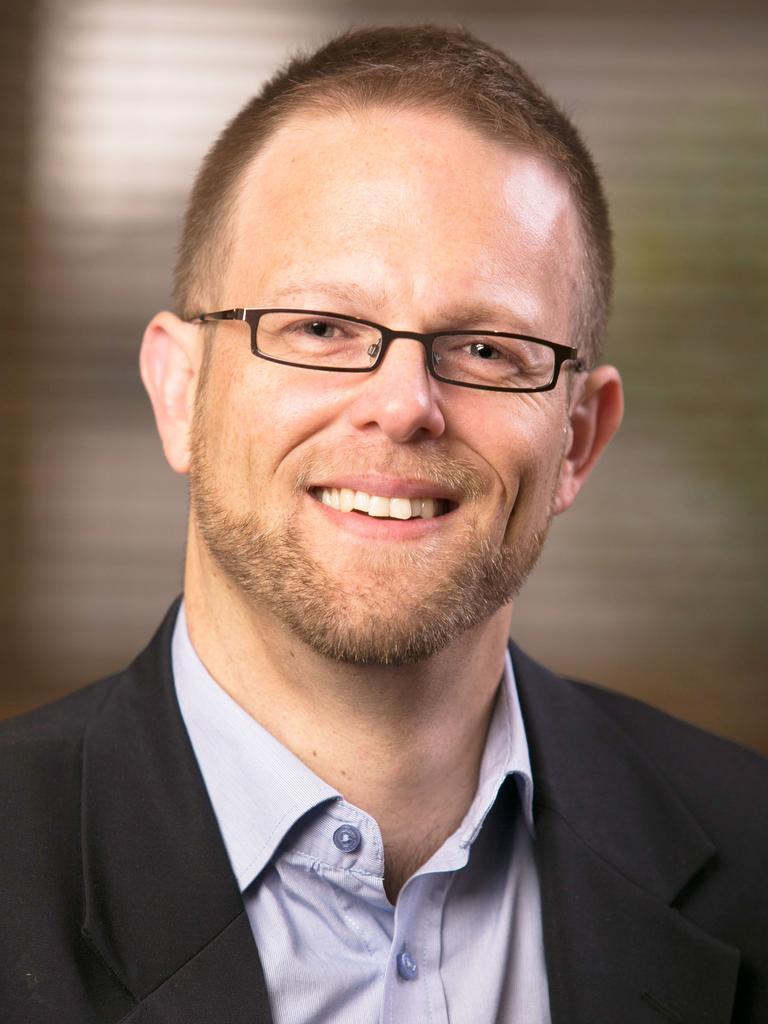 Dr Adam Kamradt-Scott, senior lecturer of international security studies at the University of Sydney.
