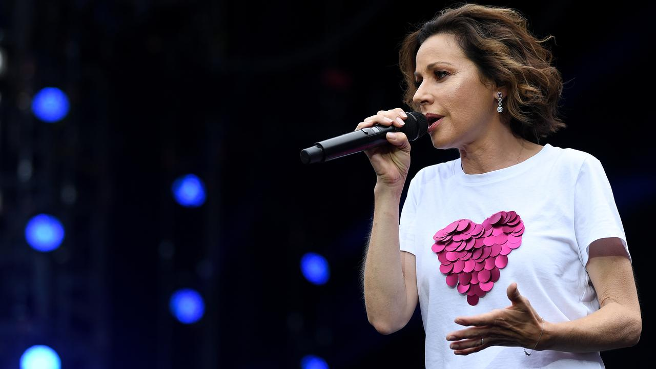 Tina Arena: 'How close was I to quitting? I was pretty serious'