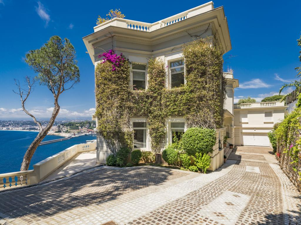 What a palace. Picture: Knight-Frank/TopTenRealEstate