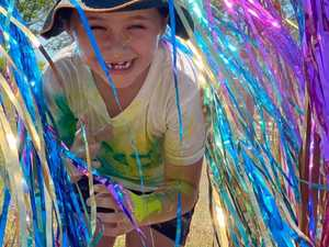 Rural students rejoice in rainbow rush adventures