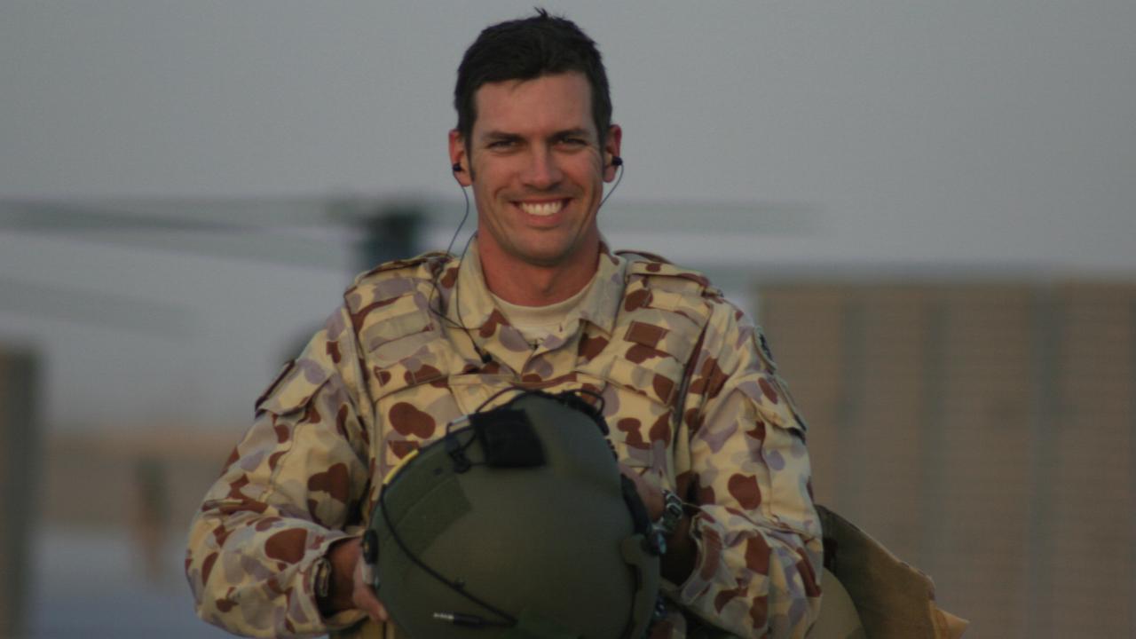 Mackay veteran Mark Preston. Picture: Contributed