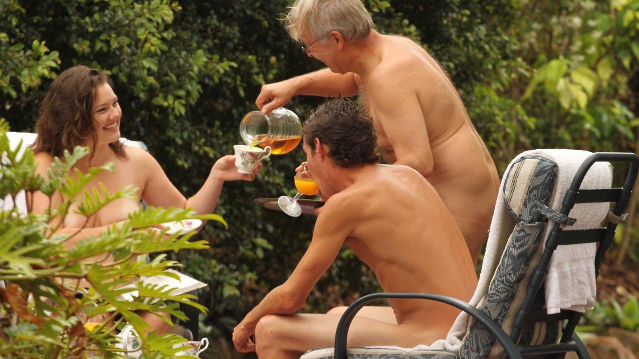 Both the Mackay and Whitsunday regions had nudist retreats. Picture: Robyne Cuerel.