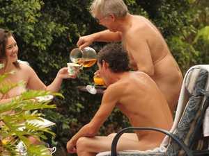 Flashback: Nudist retreat in Mackay and Whitsundays