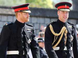 New Harry snub widens royal rift