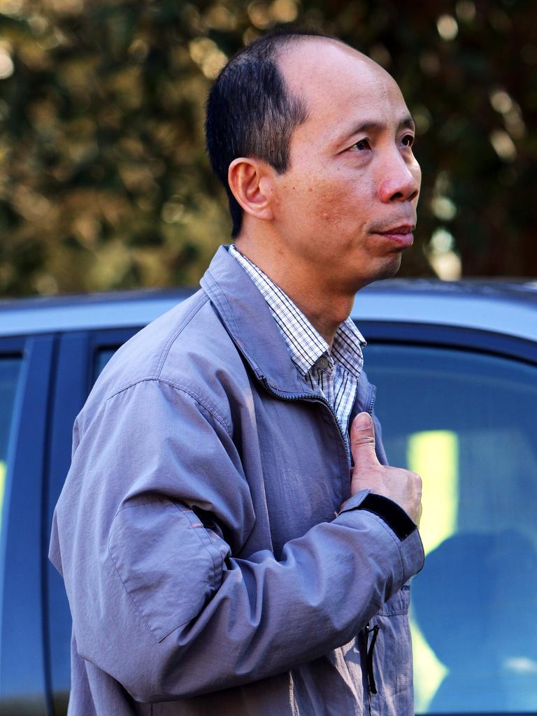 'Robert Xie was found guilty of the five murders in 2017.