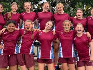 Growing success: St Mary's great place to learn new sports
