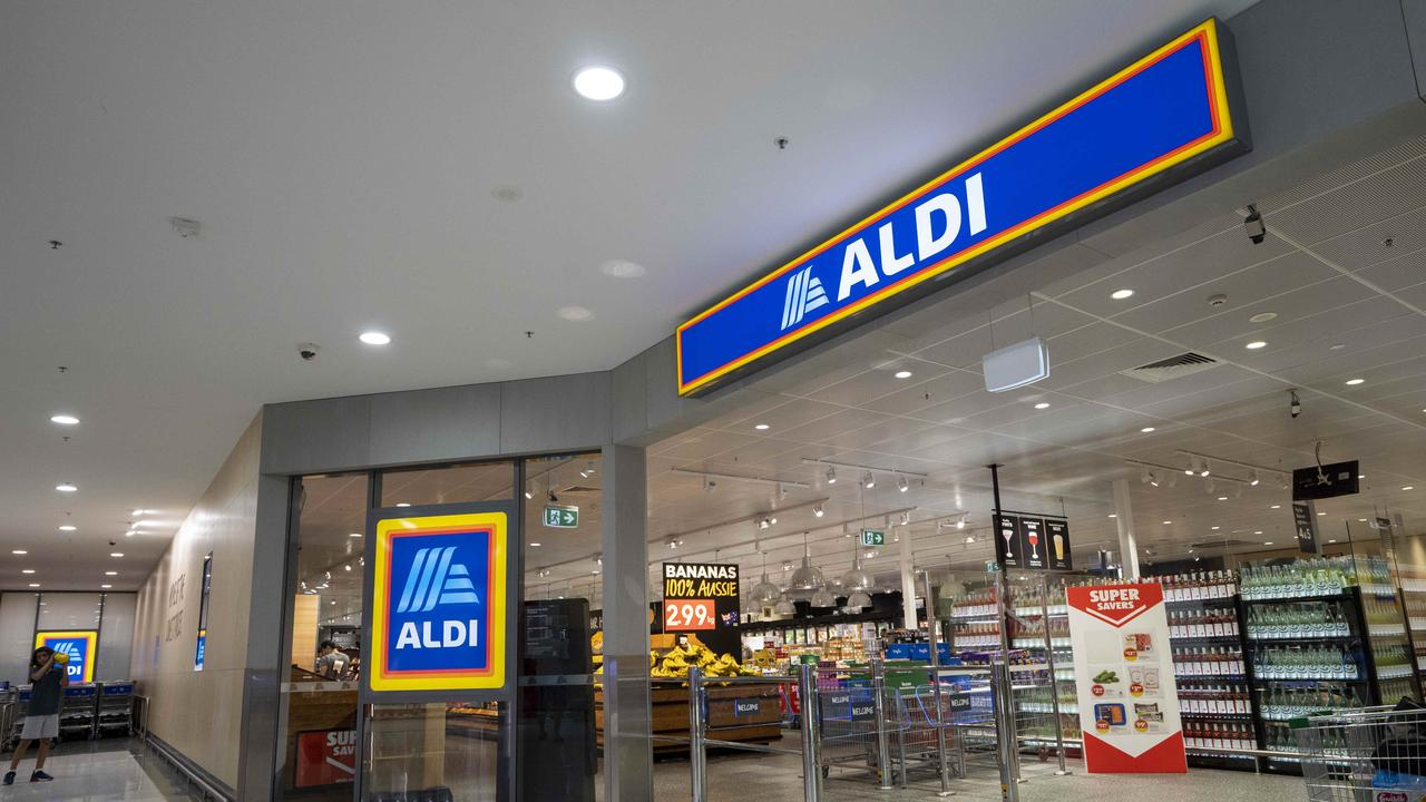 Aldi recalled the pressure cooker in 2017. Picture: AAP/Image Matthew Vasilescu